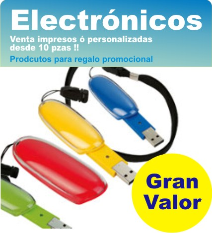 Promociopnales electronica