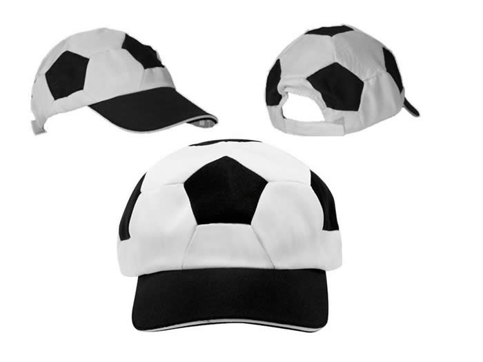 Gorra Promocional Balon Soccer GSP020, gorra campaña politica, gorra eventos, gorra promocional, gorra expos