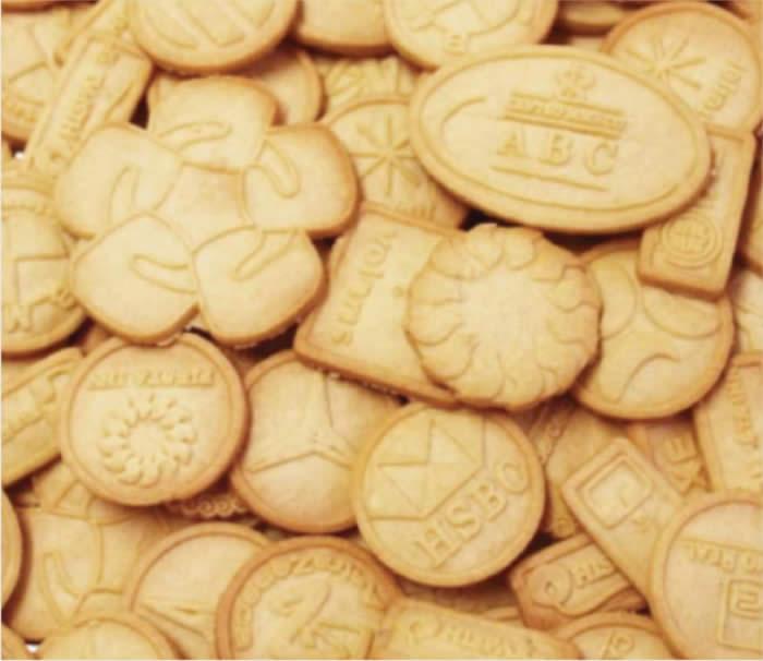 Galletas personalizadas, galletas para eventos, galletas en forma de logo, galletas para fiestas, galletas promocionales
