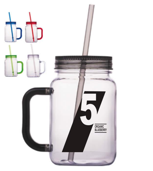 jar A2142, Jar Frseh, jar plastico, fabrica jar, jar bodas, mason jar, jar personalizado, jar impreso, jar con logo,