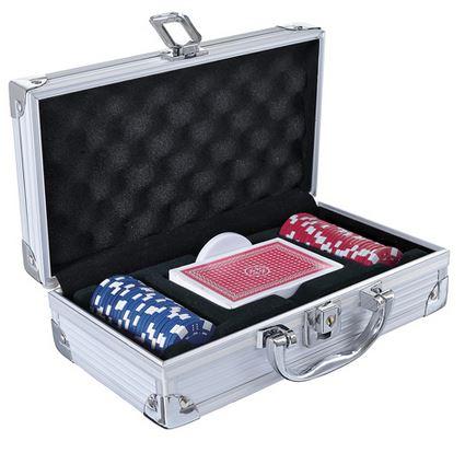 Mini Maletin de Poker prompocionla para Regalo Ejecutivo, JM014, Regalo Exclusivo, Regalo novedoso, idea de ragloa, regalo original