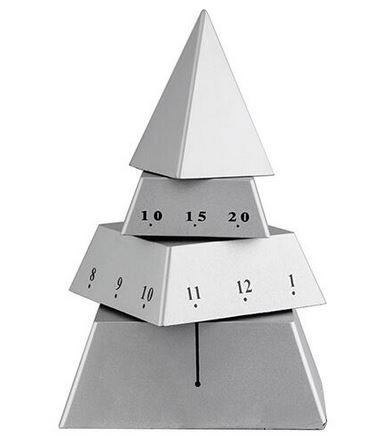 Reloj ejecutivo de escritorio niza, mk 100, reloj piramide, reloj nuevo,  Regalo Ejecutivo, luxury gifts mexico