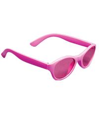 Lentes de sol tamaño infantil rosa YL-10237, reglos para niños