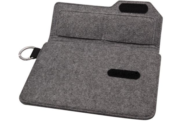 Porta  ipad promocional fieltro, porta tableta, porta ipad personalizado, OFI074