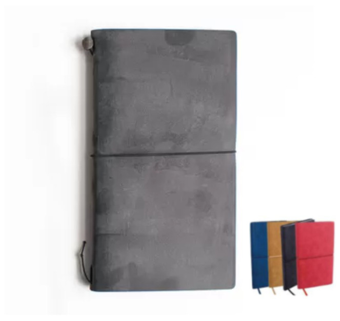 Libreta ejecutiva de bolsillo HL1650r, HL 1650, Gelpublicite Rejalos ejecutivos
