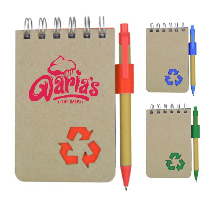 libreta ecologica Organicl