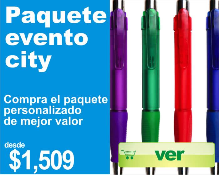 pluma promocional, pluma personalizada, paquete pluma promocional para evento, plumas para expo personalizadas, plumas para eventos impresas